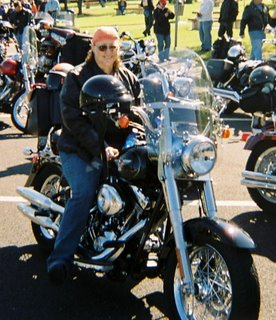 Vicki Waters-Bikers for Babies 2006