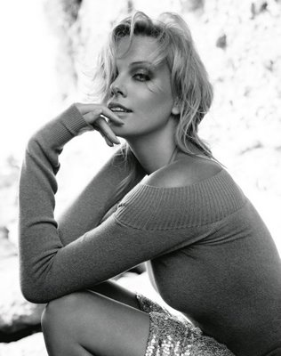 Charlize Theron looking lovely