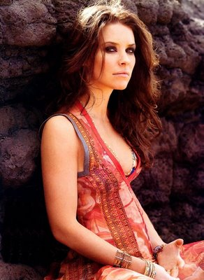 Lost's Evangeline Lilly