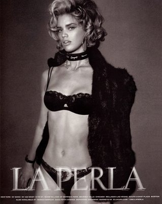 Rianne Ten Haken for La Perla
