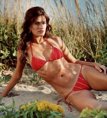 Yamila Diaz Rahi- Bikini