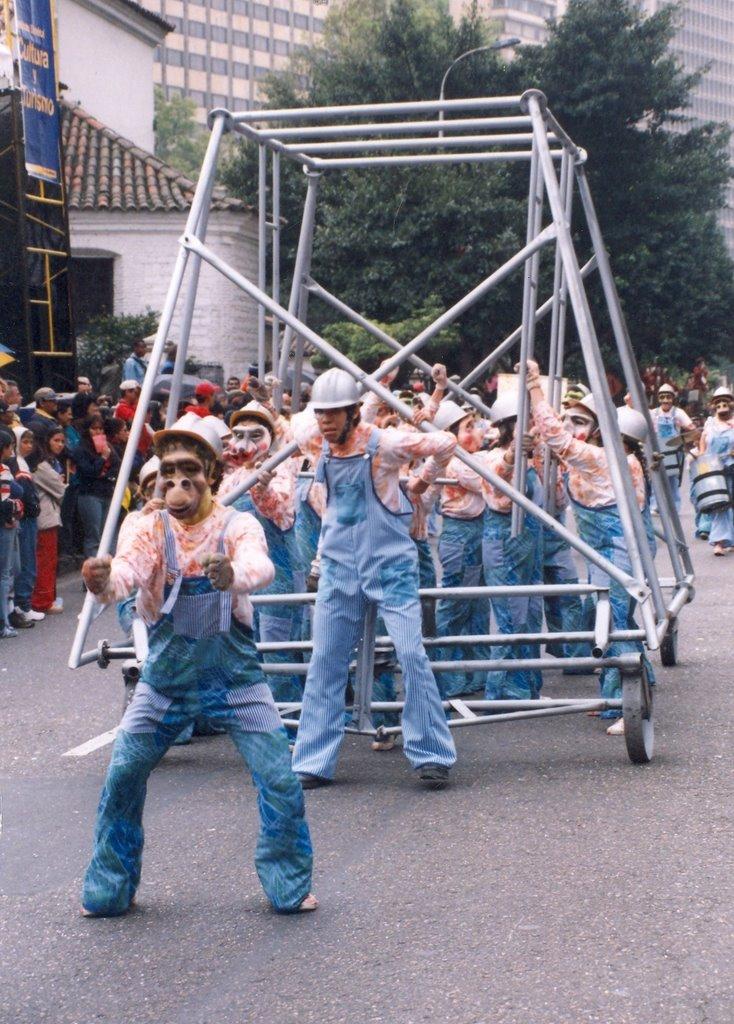 Anda Aranda Carnaval
