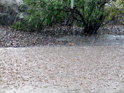 Rain Las Cruces