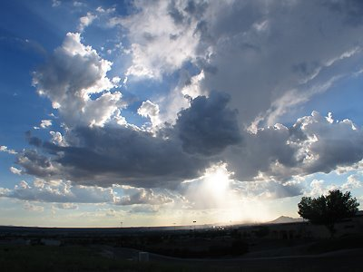 Las Cruces Skyscape