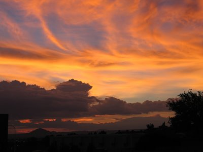 Las Cruces Sunset
