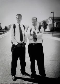 These Mormons like punk rock.<br />
