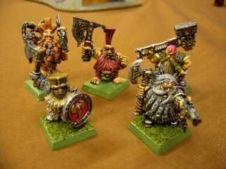 My Warband of Dwarves