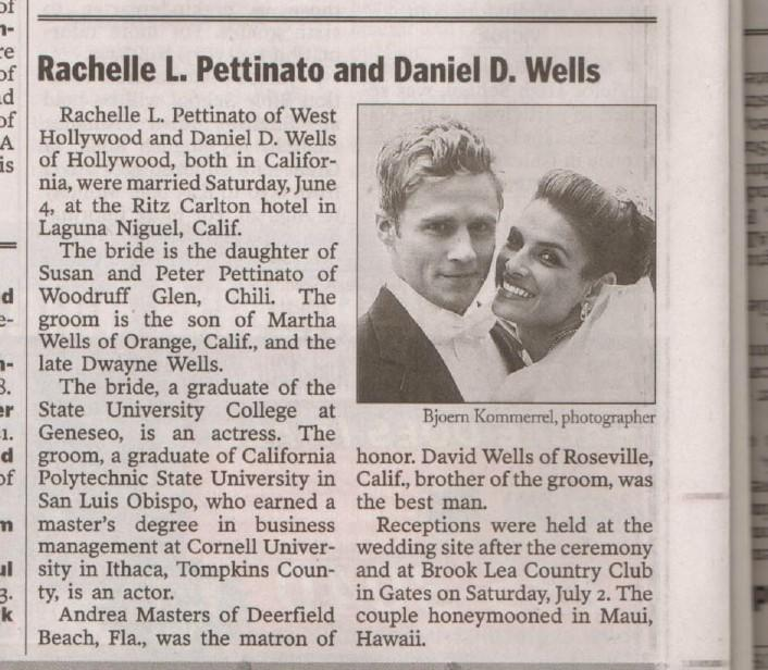 Dan Wells Days Of Our Lives
