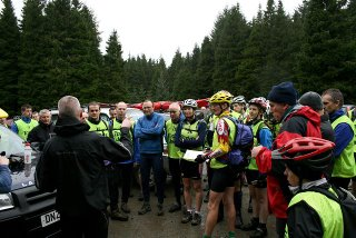 Banagher adventure race competitors
