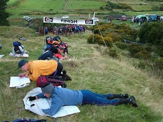 Mourne Mountain Marathon 2005 - Tango and Cash