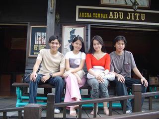 Albert, Elga, Nina, Ryker