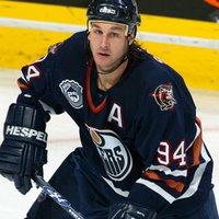 Ryan Smyth Face of the NHL