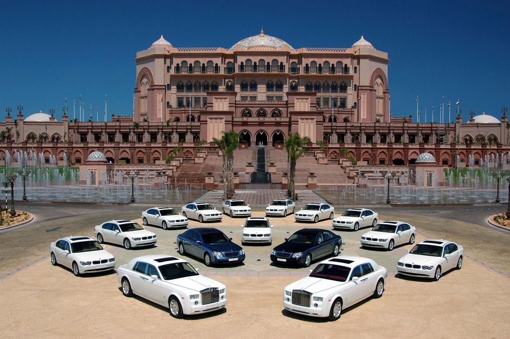 Emirates Palace El Mejor Hotel Del Mundo Bajocostecom