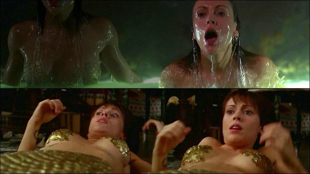 Celebs Nude: Charmed Zauberhafte Hexen