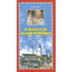 Capa de 'A Baviera de Joseph Ratzinger'