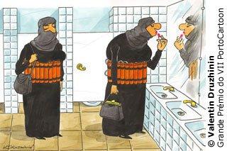 Cartoon de Valentin Druzhinin
