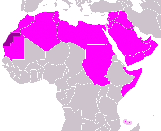 Países da Liga Árabe