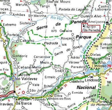 mapa: (c) ViaMichelin