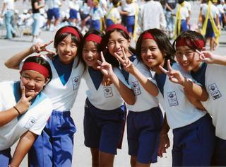 Chuo Elementary gr 6 girls