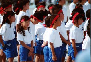 Torinogo Elementary opening ceremony (gr 2)