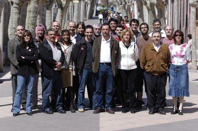 candidatura municipals 2003