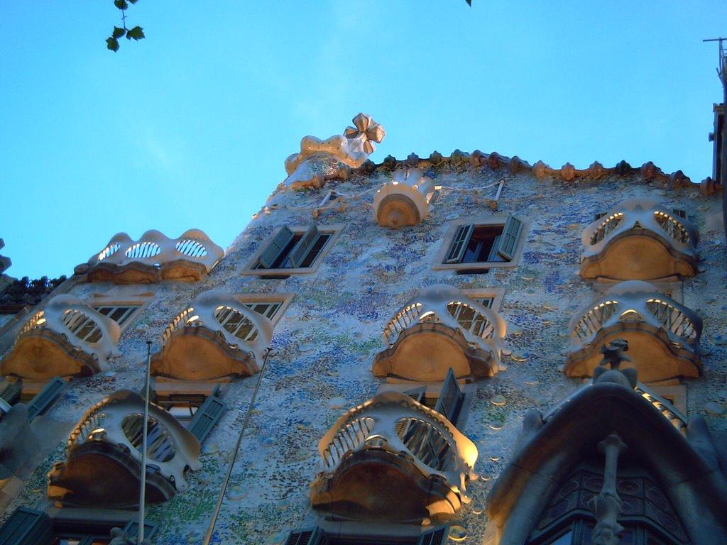 Modernisme: Casa Batlló