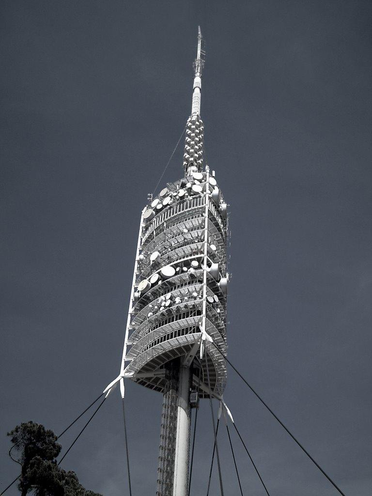 Barcelona Collserola Tower