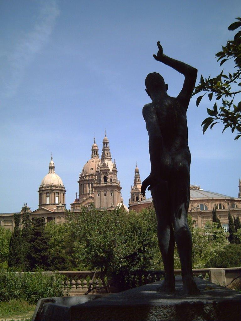 Barcelona Sculptures: A Stroll in Montjuic