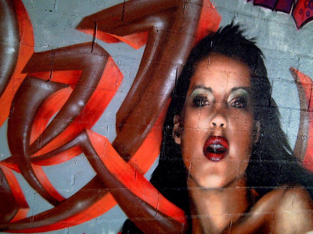 Street Artist IX: Barcelona Graffiti