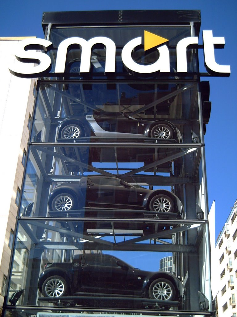 Smart Stack of Cars