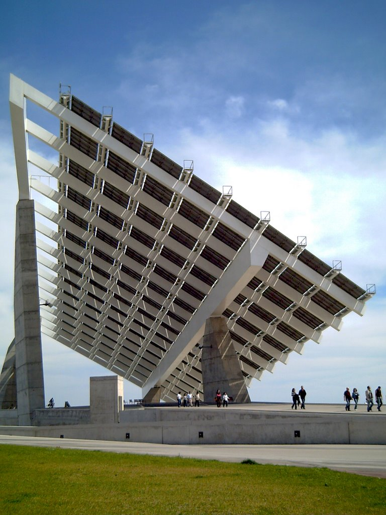 Universal Forum of Cultures: Solar Panel