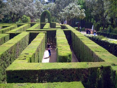 Get Lost in The Green Maze of Horta: Click to resize