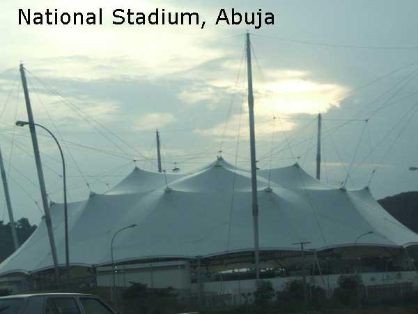 Die stadium is herbou na n moerse storm in 2003