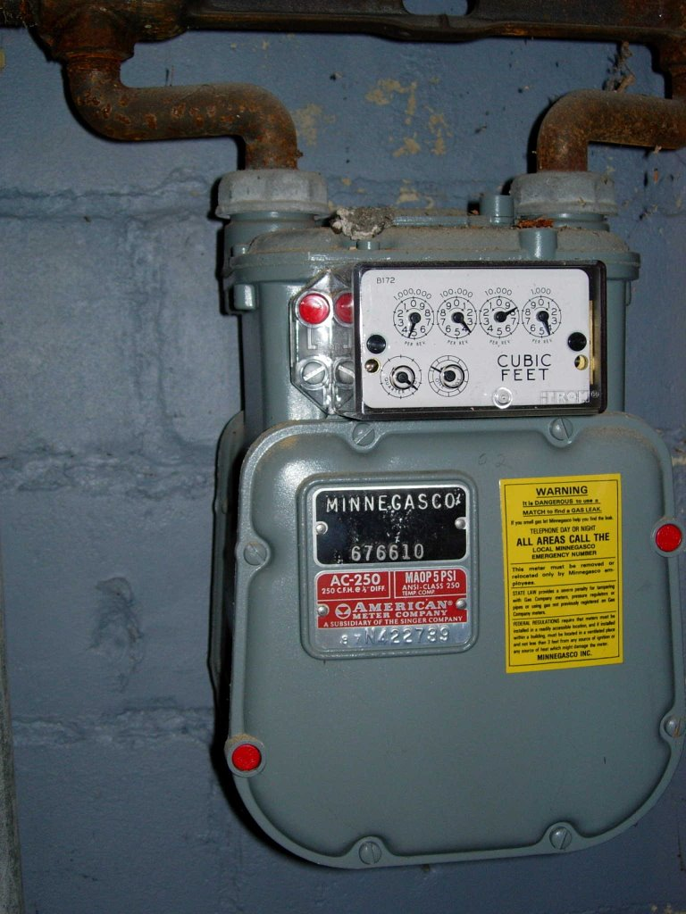 stuccohouse my new best friend the gas meter