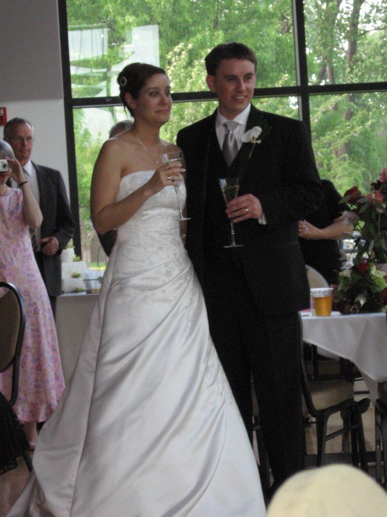 Wild Crochet 24-7: My Niece's Wedding  Niece