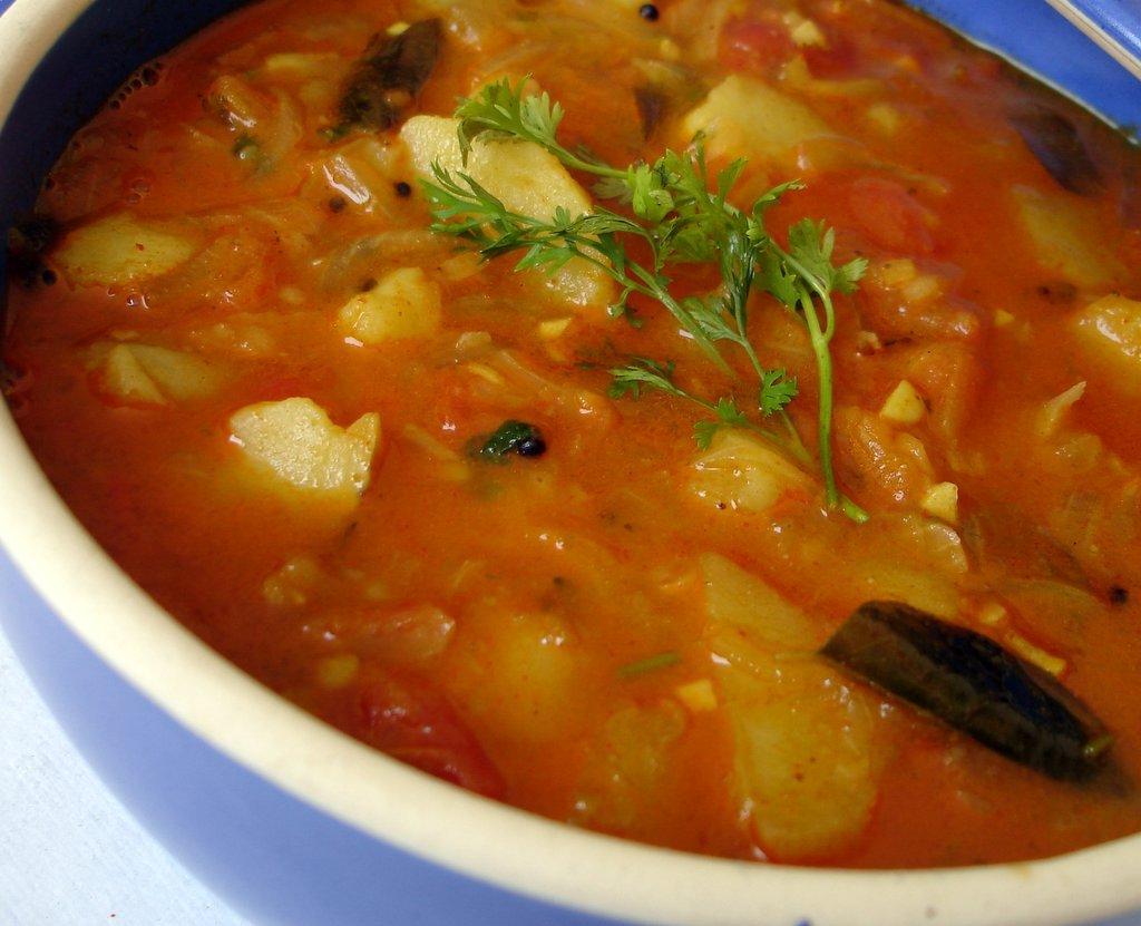 tomato potato