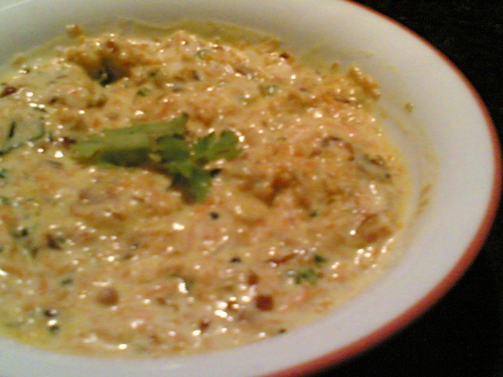 Sailus food indian food andhra recipes herbs spices carrot perugu pachadi carrot yogurt salad forumfinder Image collections