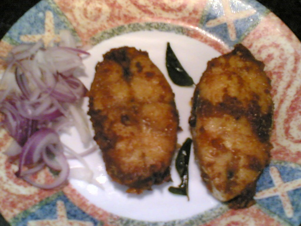 Andhra chepa vepudu andhra fish roast recipe forumfinder Image collections