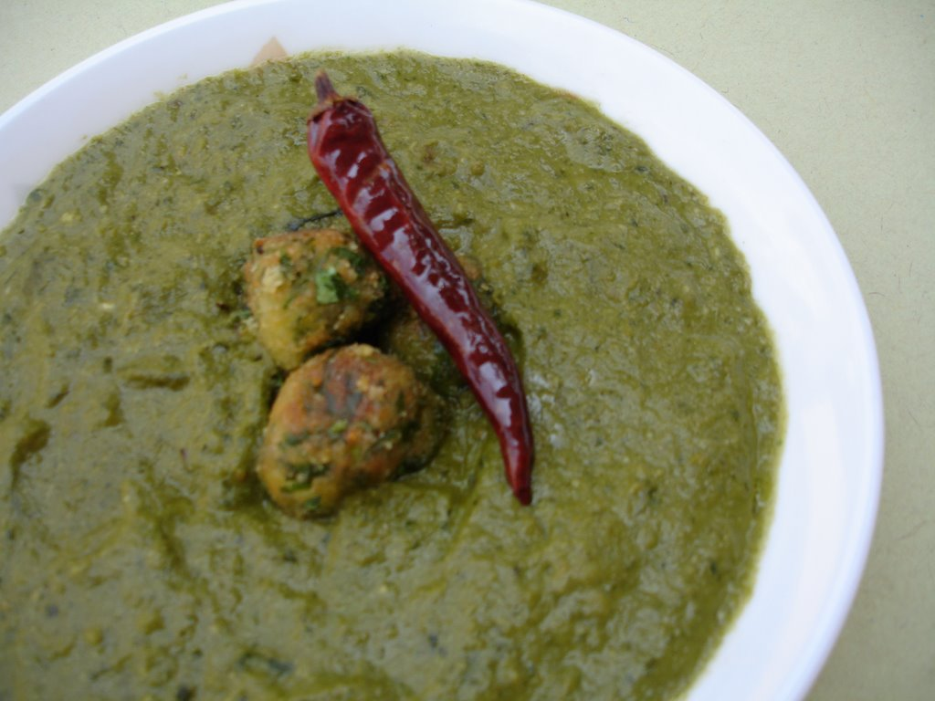 Sailus food indian food andhra recipes herbs spices palak kofta vegetable balls served in creamy spinach sauce a major influence on indian cuisine forumfinder Gallery