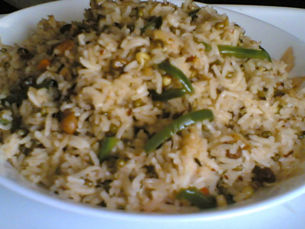 Sprouts fried rice indo chinese fusion cooking indian food sprouts fried rice indo chinese fusion cooking ccuart Choice Image