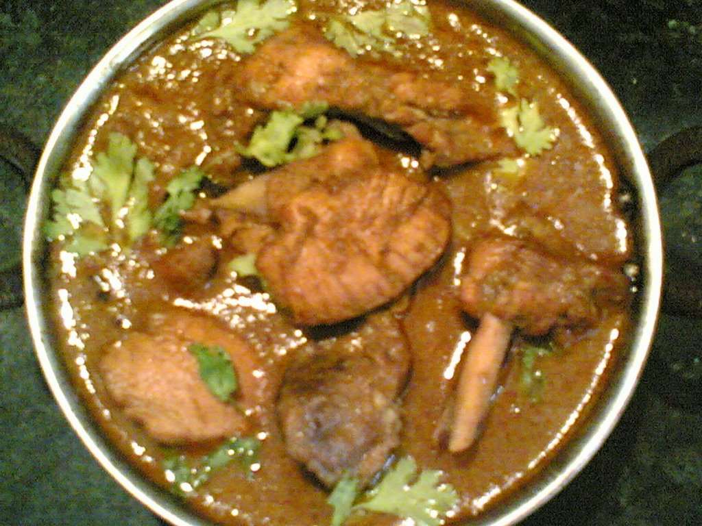 Kodi kura simple traditional chicken curry indian food recipes kodi kura simple traditional chicken curry forumfinder Images