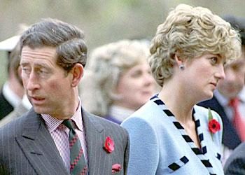 Royals And Celebs Charles And Diana Anatomy Of A Royal
