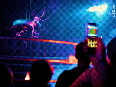 tangerine dream ; ©Dreaming in Neon 2007