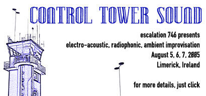 control tower sound