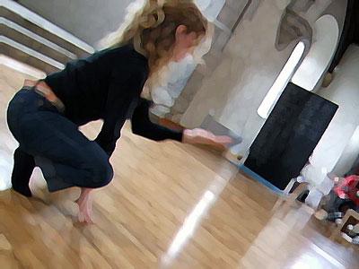 Susannah dances 5