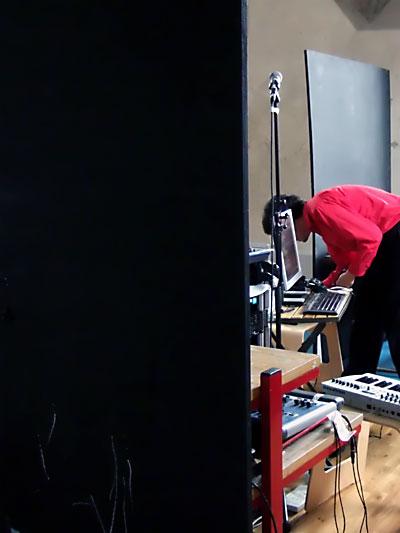 the sound artist