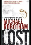 Book cover: Lost by Michael Robotham.