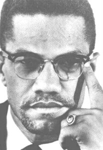 """a biography of malcolm x a fighter for the independence of the blacks I could spend the rest of my life reading, just satisfying my curiosity  """"the thing  that you have to understand about those of us in the black muslim movement was  that all of us believed 100  """"you don't have to be a man to fight for freedom."""