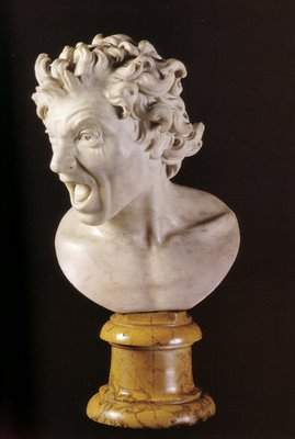 Gianlorenzo Bernini [1598-1680]   Anima Dannata