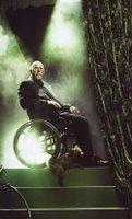 Annie Leibovitz imagines Chuck Close as the Wizard of Oz